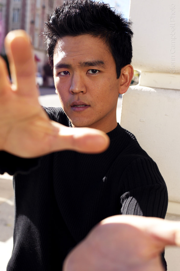 john cho ribbed black wm