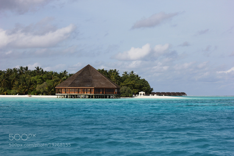 Photograph meeru island resort  by Ahmed John on 500px