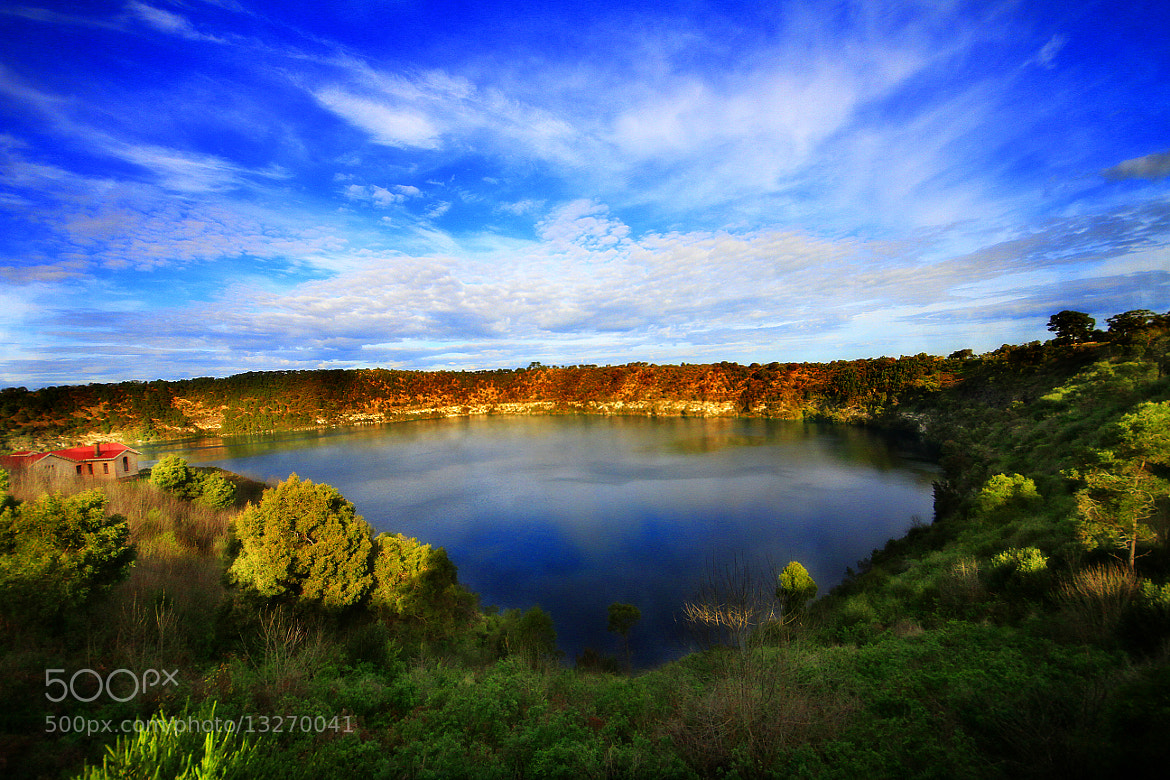 Photograph Blue lakes2 by Wei Titan Xu on 500px