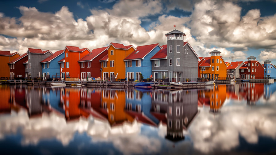 Reflection by wim denijs on 500px.com