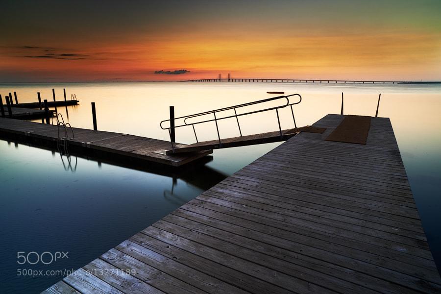 Photograph Klagshamn Beach Sunset by Magnus Larsson on 500px