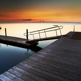 Klagshamn Beach Sunset by Magnus Larsson (MagnusL3D)) on 500px.com