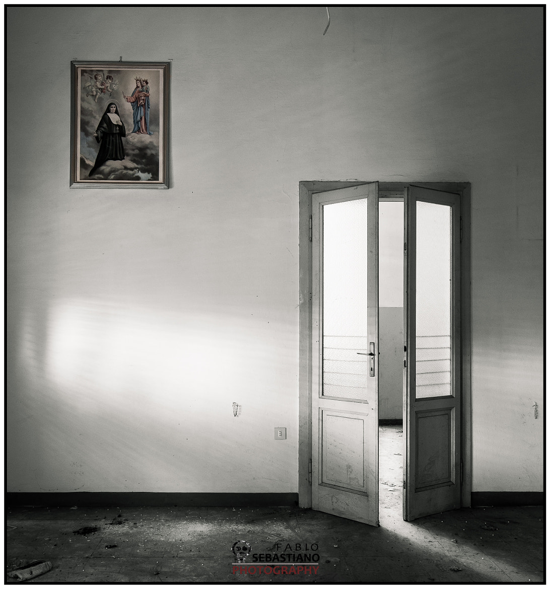 Photograph Mystic composition with a door and a painting  by Fabio Simone Sebastiano on 500px