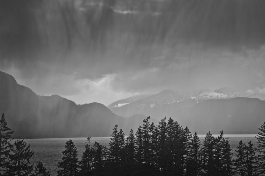 Howe Sound, British Columbia, Canada by Tom Winckels on 500px.com