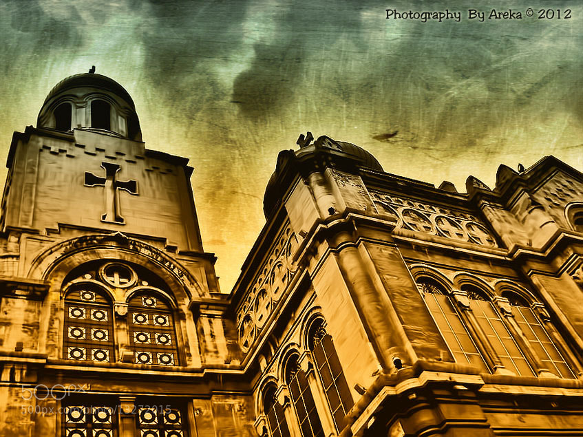 "Photograph Cathedral ""Santa Maria"" - Bulgaria - Varna by Areka Bulgaria on 500px"