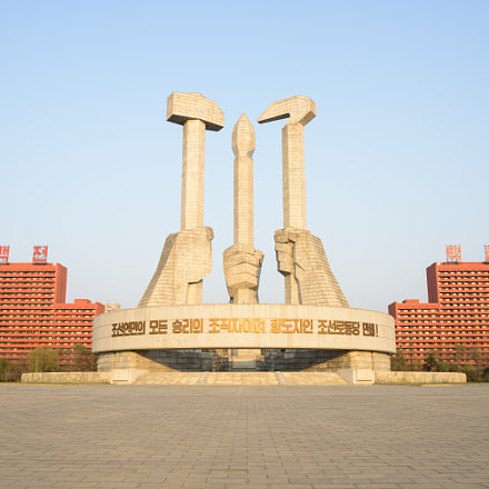 Korean Workers Party Monument
