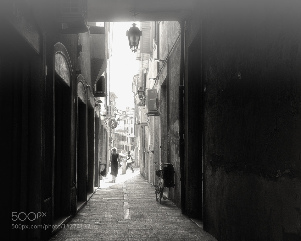 Photograph Ed ora torno a casa  by Silena  Lambertini on 500px