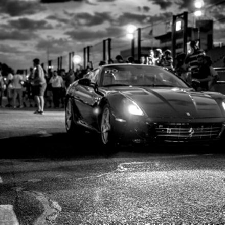 Ferrari ready to race