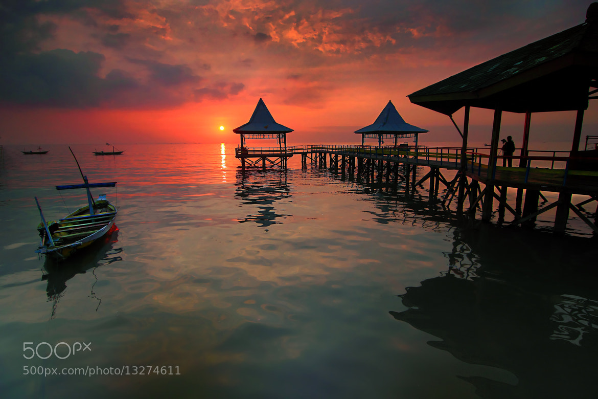 Photograph Kenjeran Sunrise by Eep Ependi on 500px