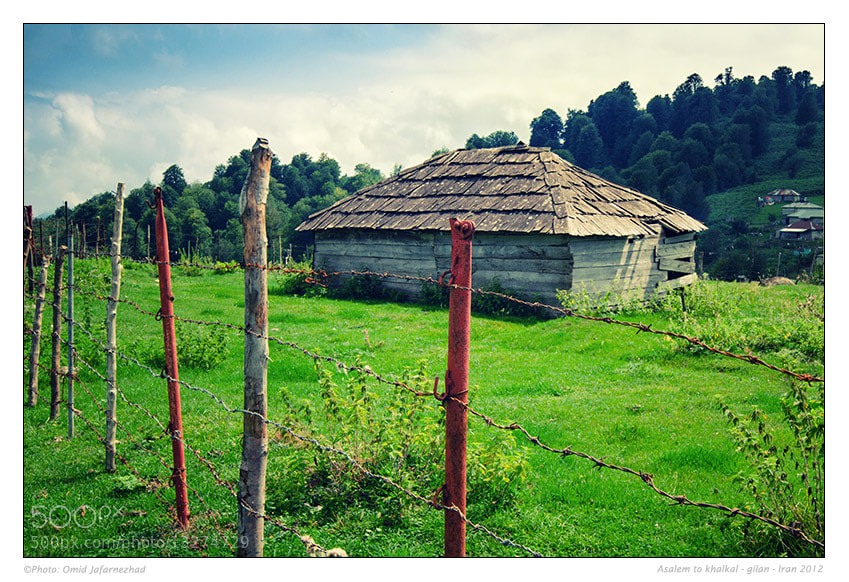 Photograph asalem to khalkhal - old home by Omid Jafarnezhad on 500px