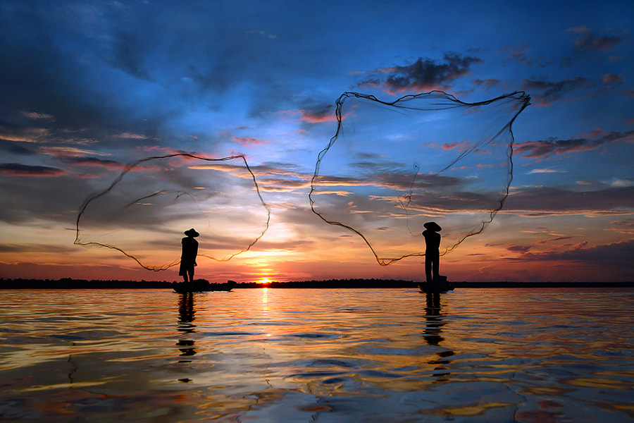 """Photograph """" 2 Action """" by sarawut Intarob on 500px"""