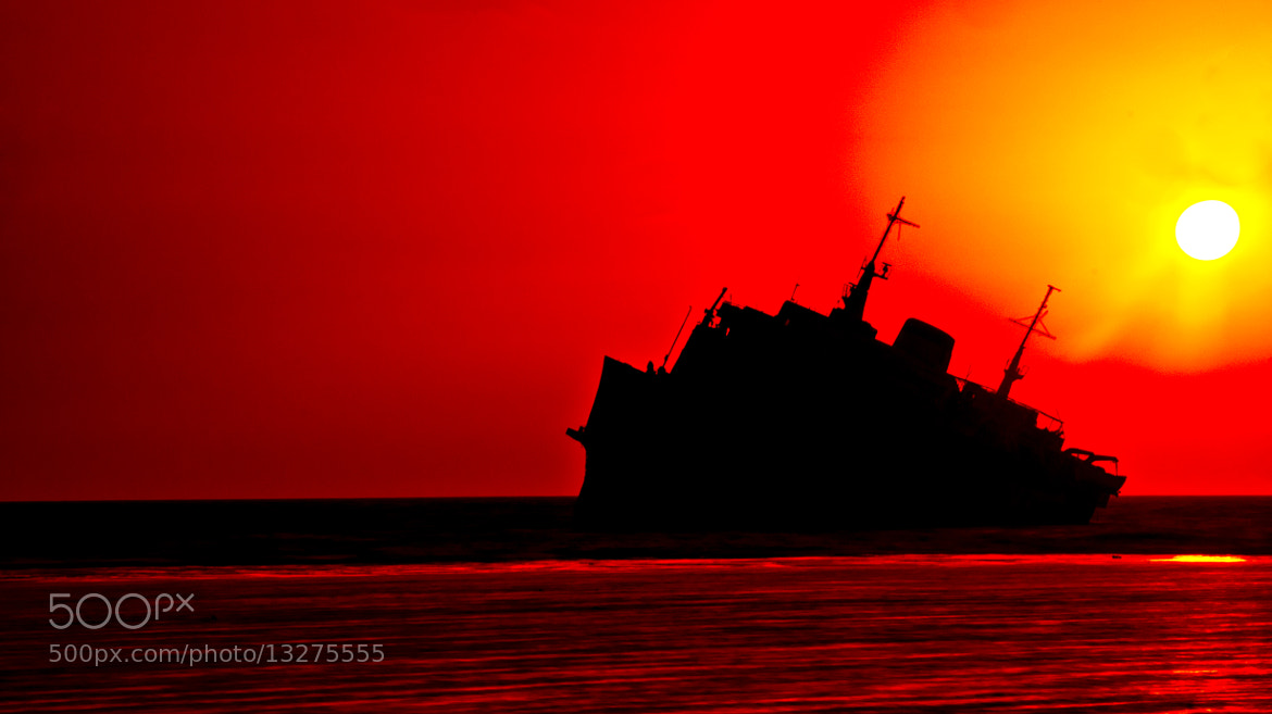 Photograph THE red SEA by Mohammed Abdo on 500px