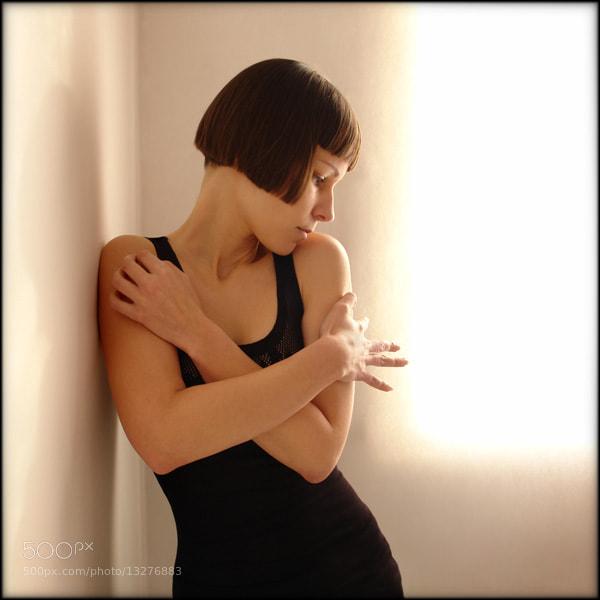 Photograph S. (mélancolique) by Pascal Renoux on 500px