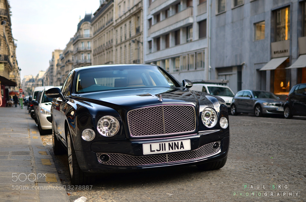 Photograph Mulsanne by Paul SKG Photography on 500px