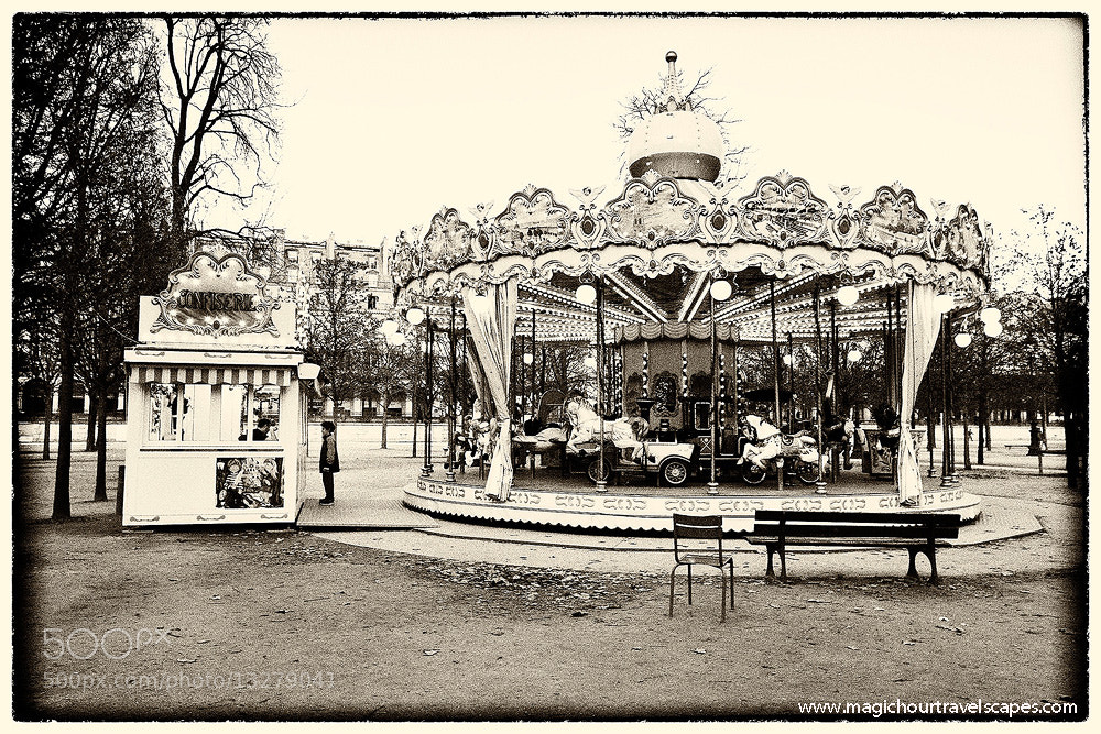 Photograph Carousel by Kah Kit Yoong on 500px