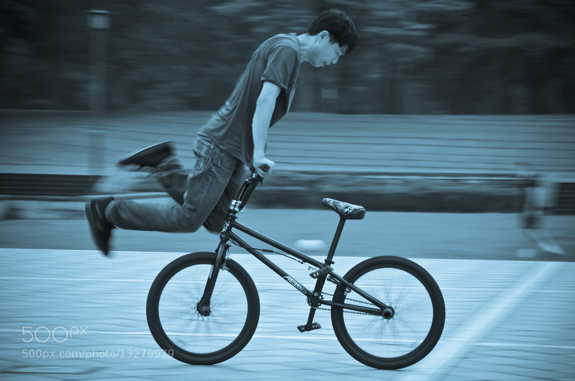Photograph BICYCLE LEVITATION  by Anish Adhikari on 500px