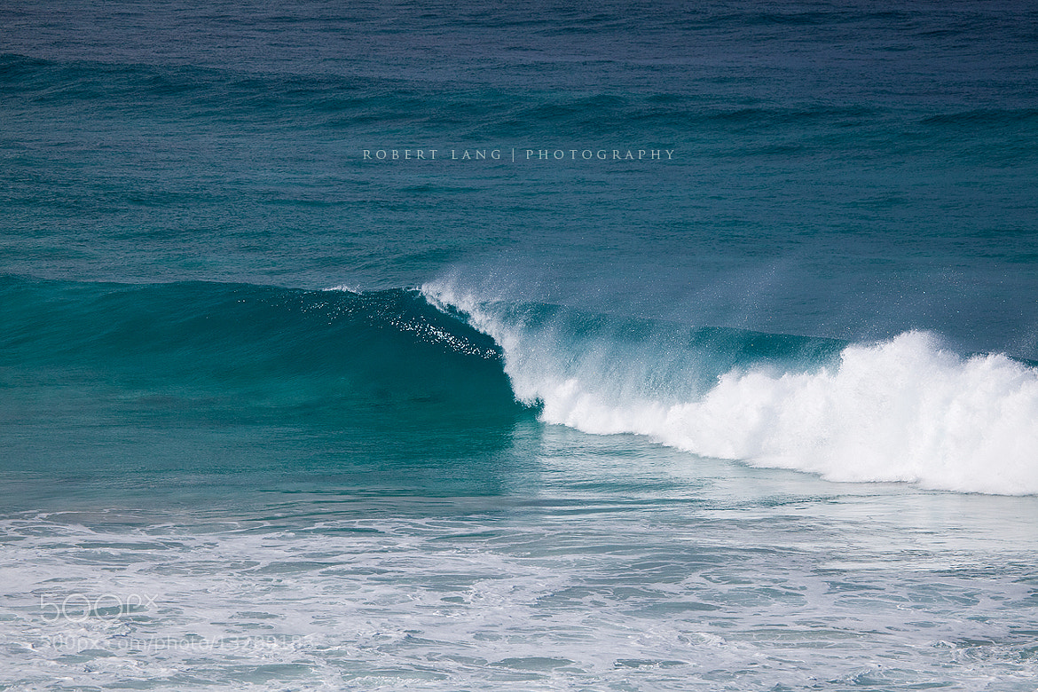 Photograph Surf waves, Australia by Robert Lang on 500px