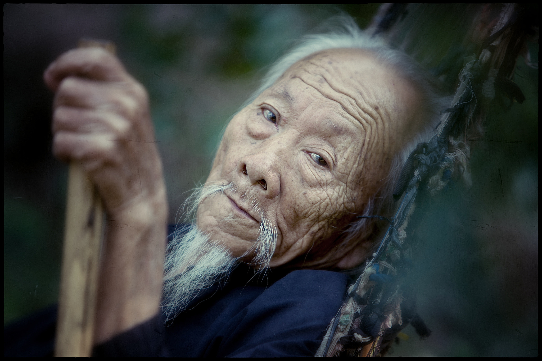 Photograph the old kung fu teacher by walter luttenberger on 500px