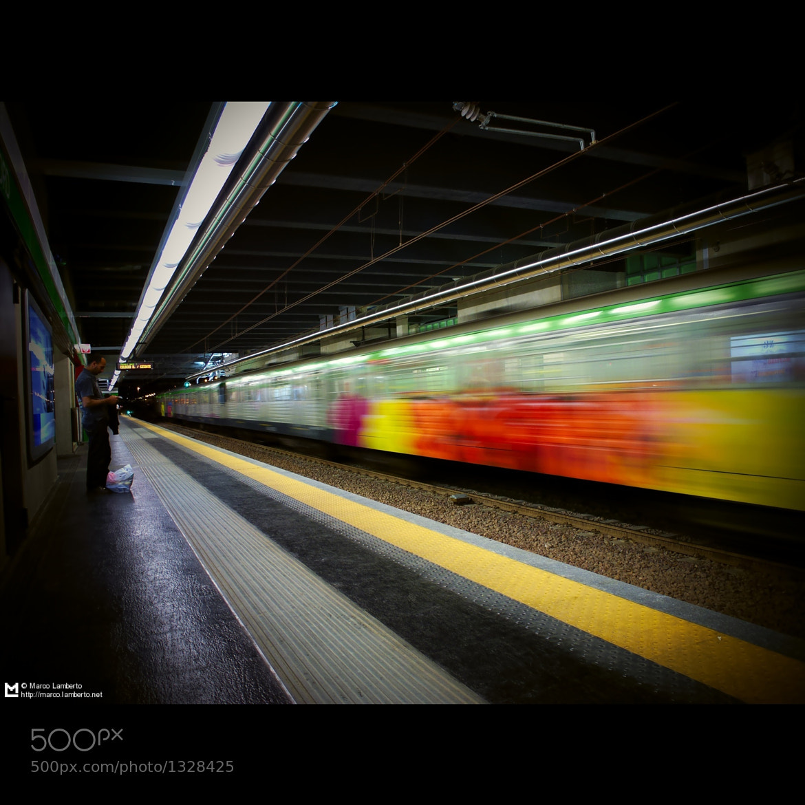 Photograph Waiting - IMG_1388 by Marco Lamberto on 500px