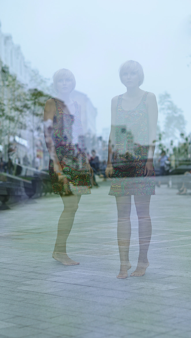Photograph Ghost Girl by S March on 500px