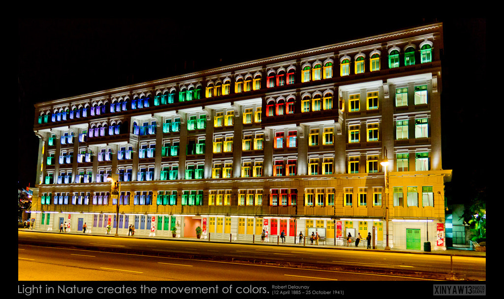 Photograph Light to Colors by XIN YAW on 500px