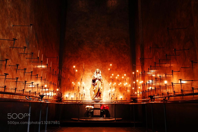 Photograph Saint James Roman Catholic Church Seattle by Chris Fryou on 500px