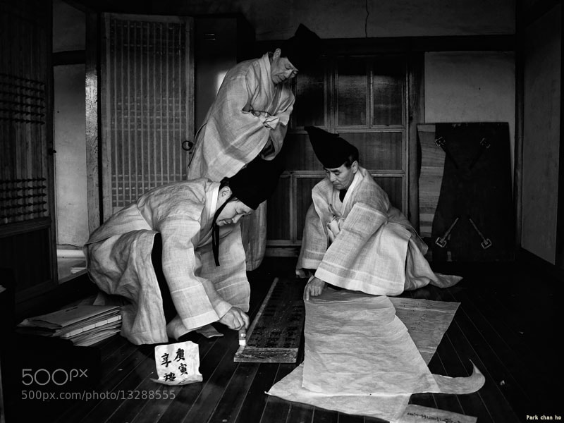 Photograph three man.. by Mr-chanho on 500px