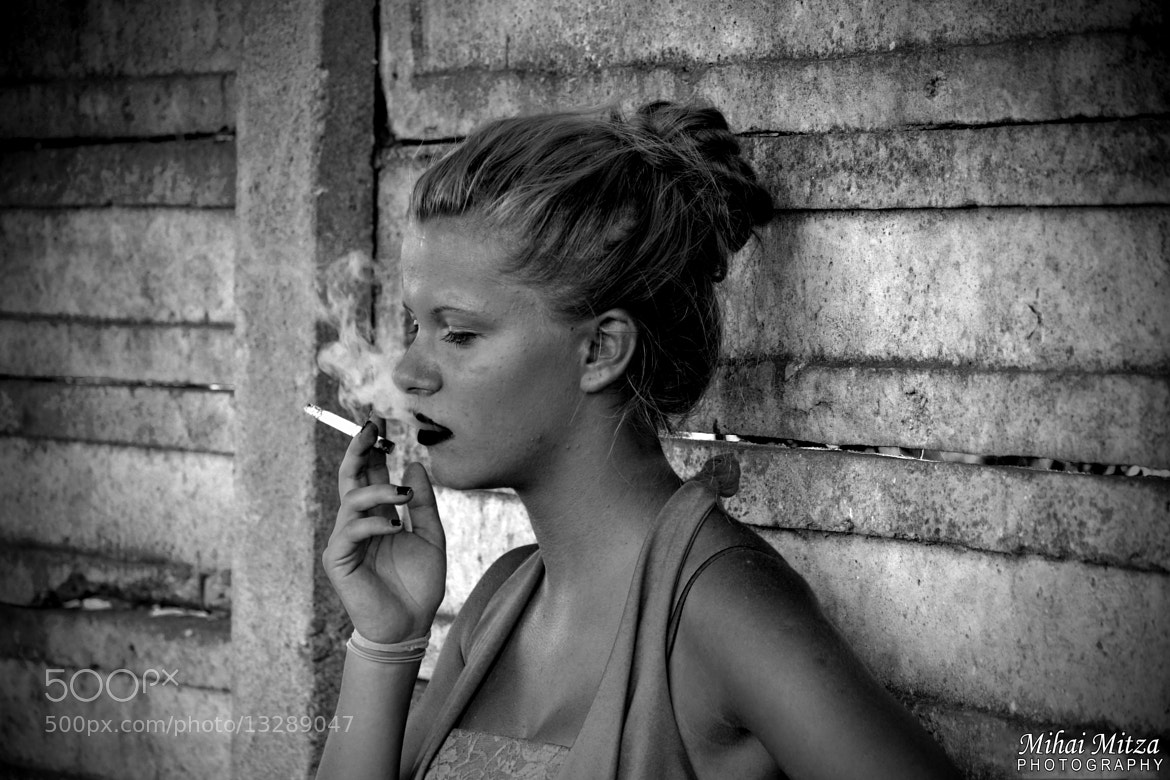 Photograph Smoker by Mihai Mitza Photography on 500px