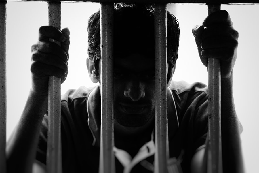 Incarcerated by Vivek Pandey on 500px.com