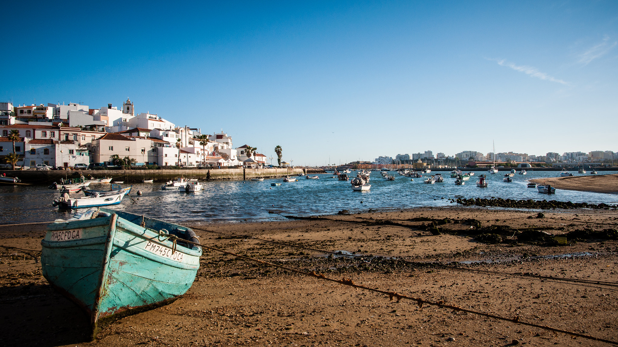 Photograph Ferragudo, Portugal by Jan Riekwel on 500px