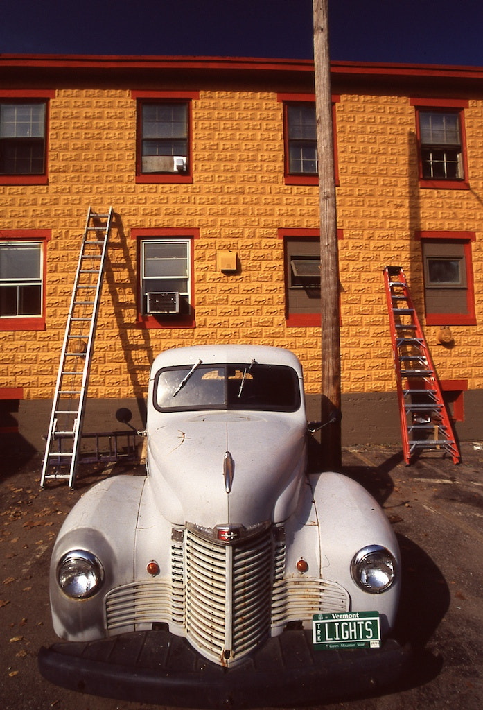 Photograph Pick-up, Vermont, 2004 by Ren Bostelaar on 500px