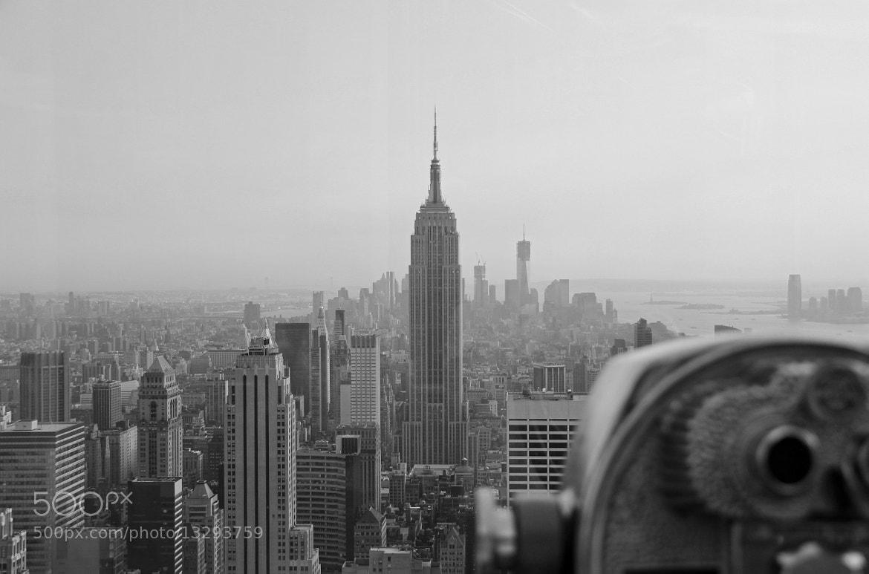 Photograph Manhattan by John Win on 500px