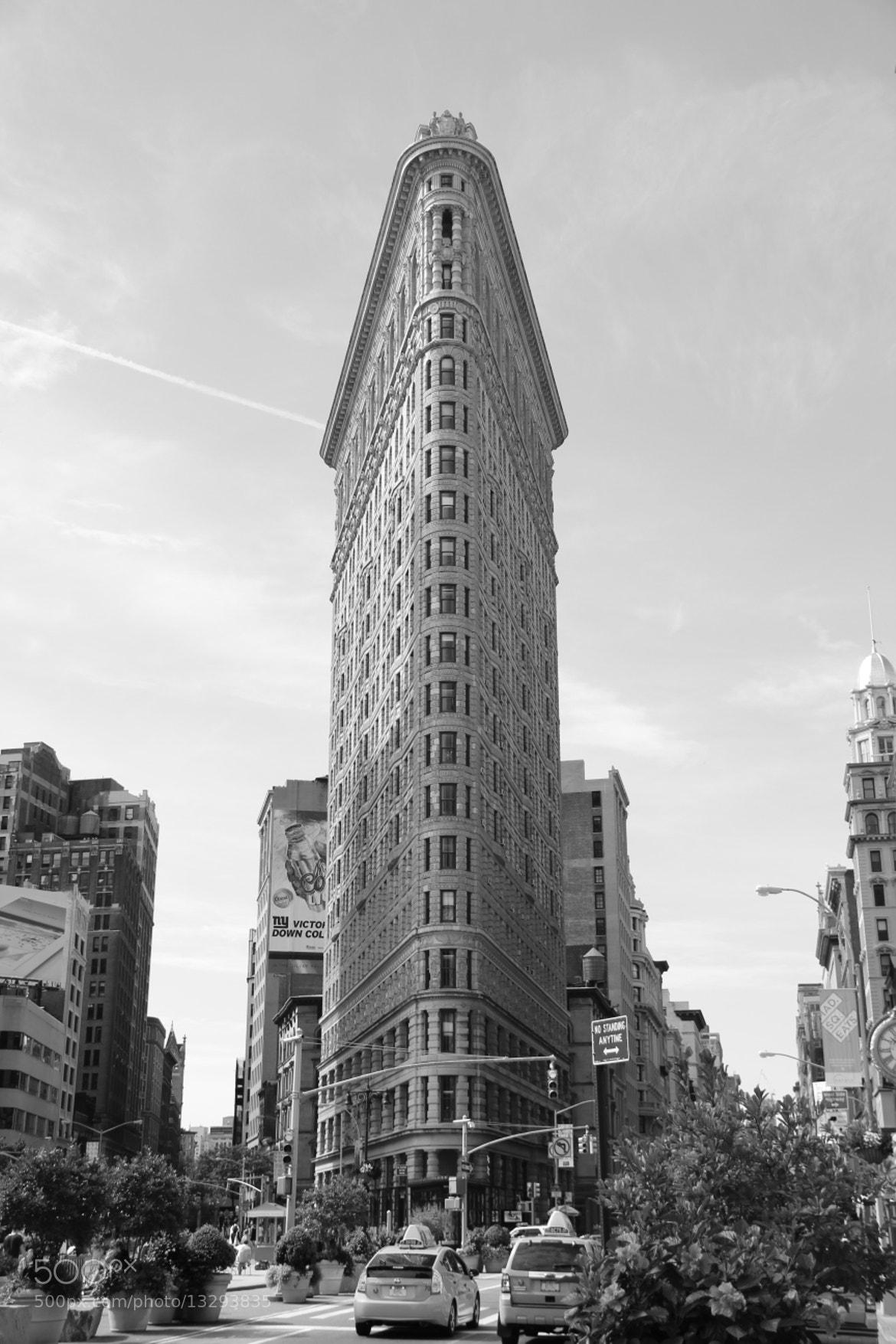 Photograph Flatiron Building by John Win on 500px