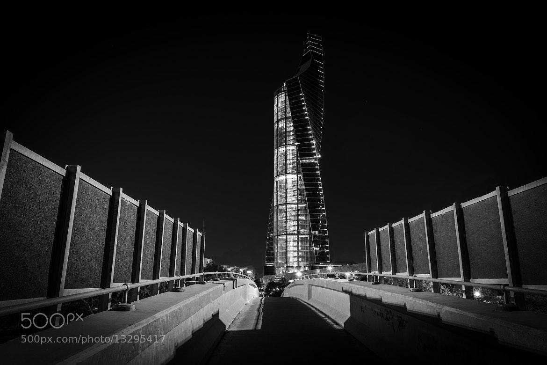 Photograph Bridge To The Future by Fahad Al-Thekair on 500px