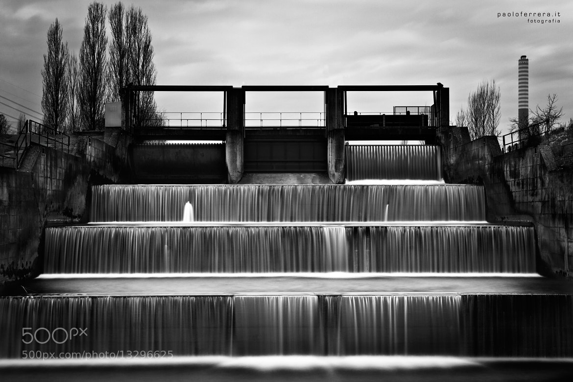 Photograph Water control by Paolo Ferrera on 500px