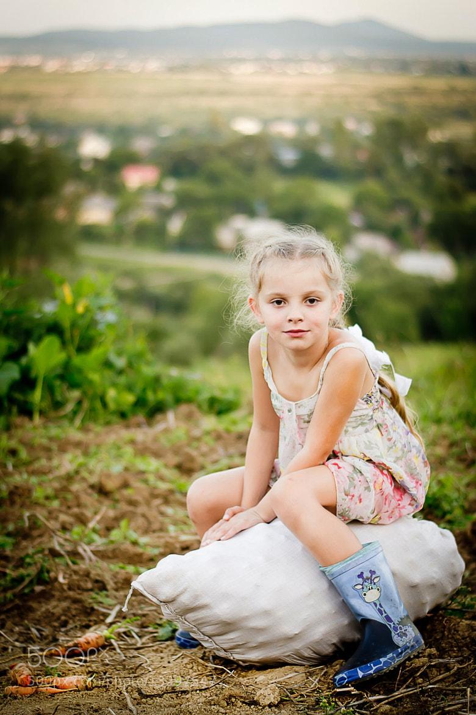 Photograph Child by Nazar Kucher on 500px