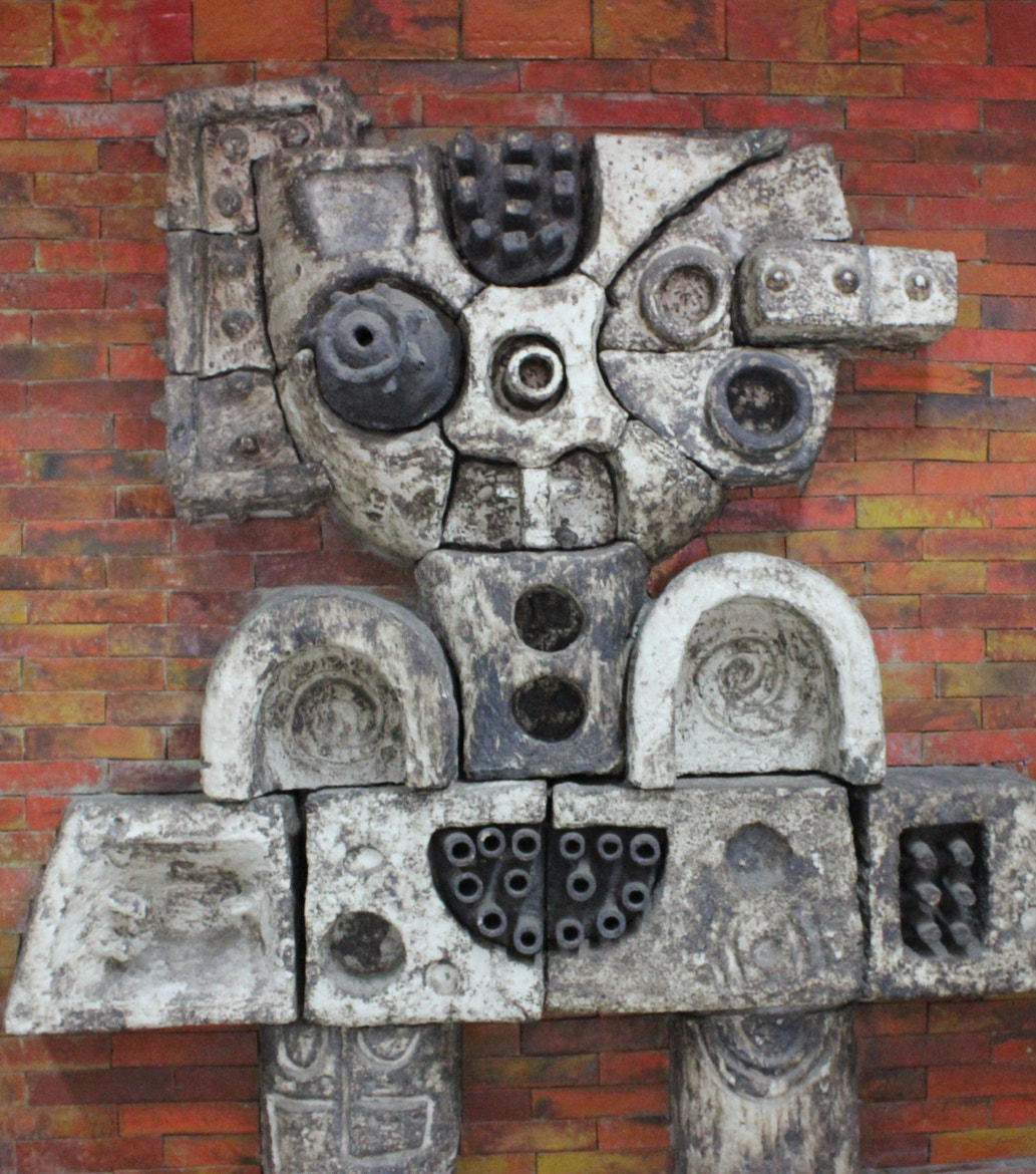 Photograph Stone Robot by avichum on 500px