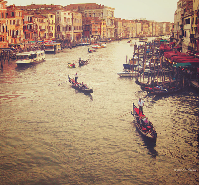 Photograph Dreaming of Venice by Nina's clicks on 500px