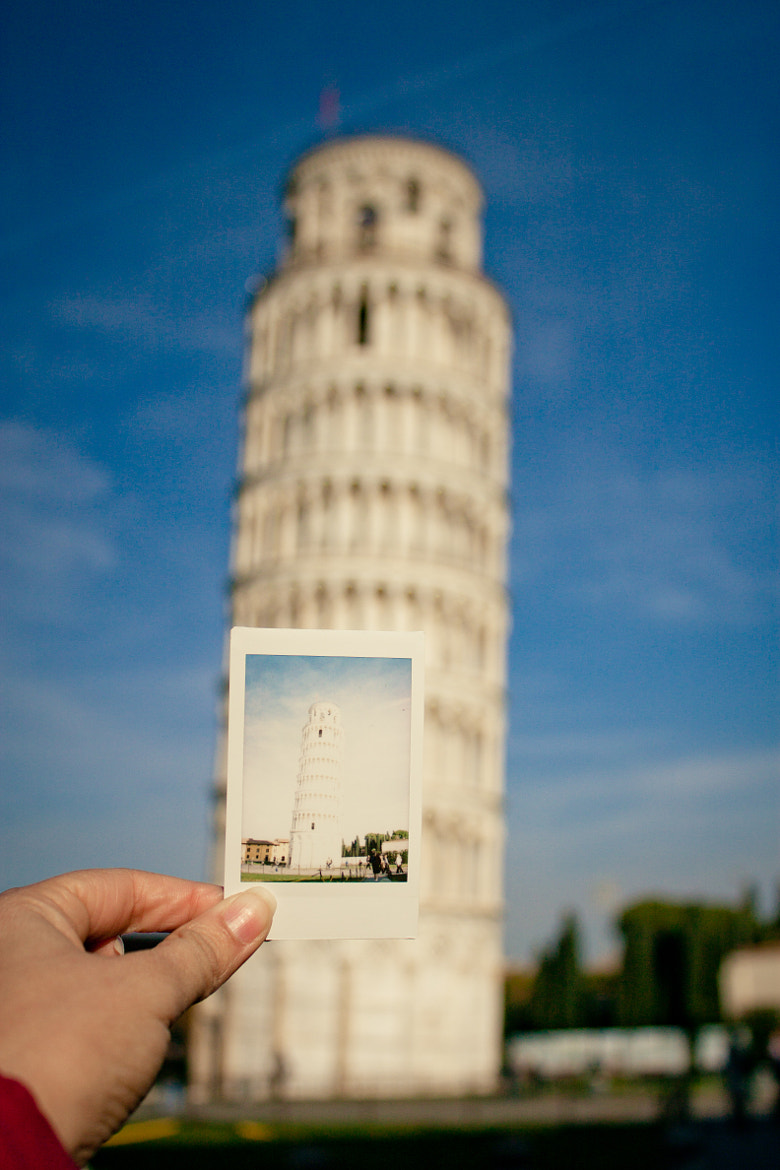 Photograph Instant Pisa  by Gigi Photography on 500px