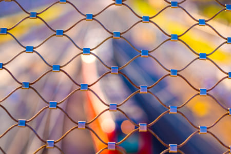 Fenced by Heather Balmain on 500px