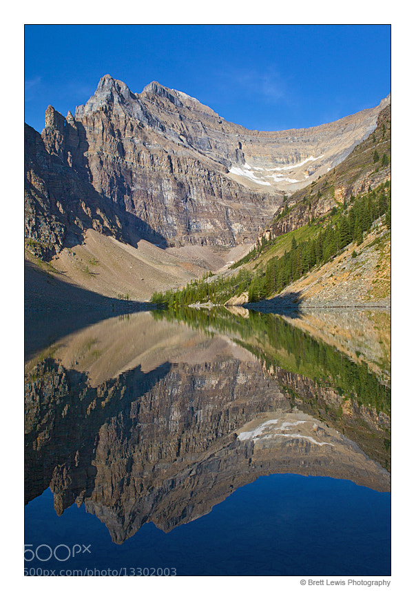 Photograph Lake Agnes, Banff NP.  by Brett Lewis on 500px