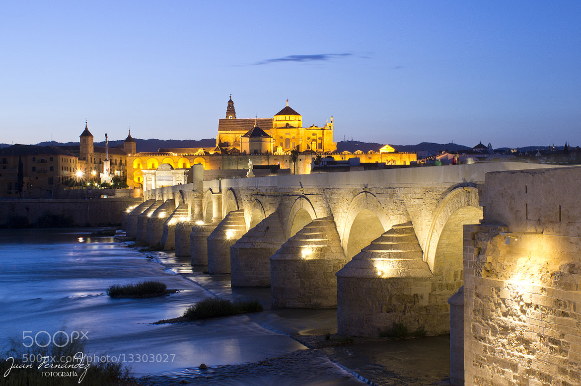 Photograph Córdoba at night by Juan Fernández García on 500px