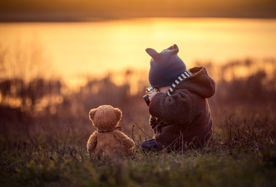 Hey Teddy, look here! by Mi?osz Guzowski on 500px.com