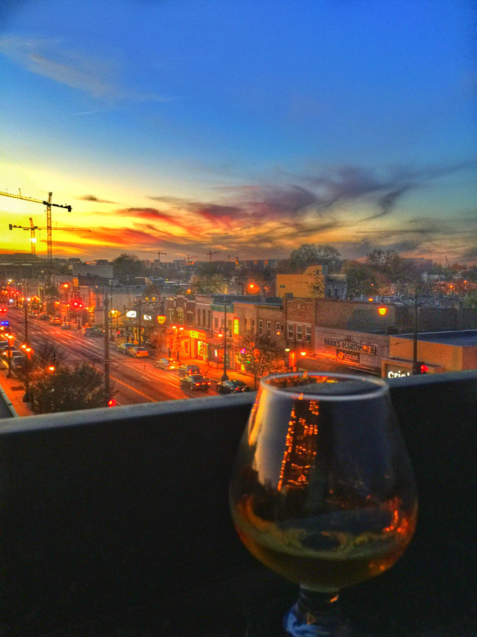 Scotch with a View