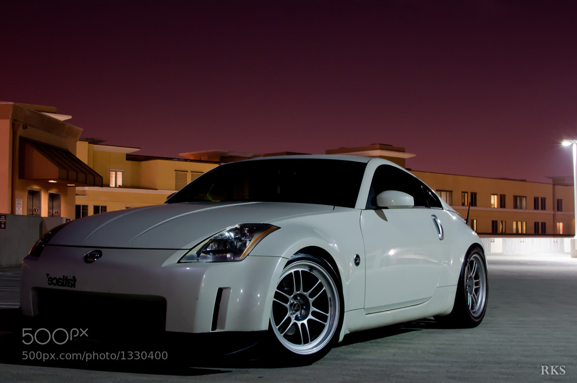 Photograph 350z by Ray Santiago on 500px