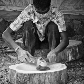 The Carpenter by Kumaran Shanmugam (KSphotos)) on 500px.com