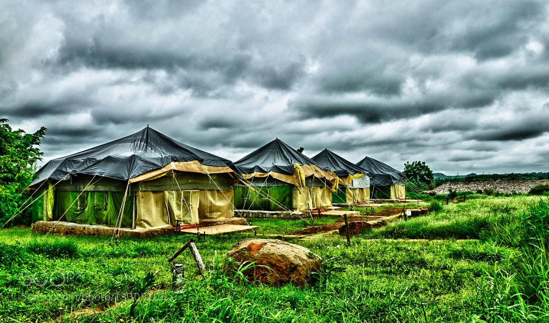 Photograph The Harry Potter Tents by Kumaran Shanmugam on 500px