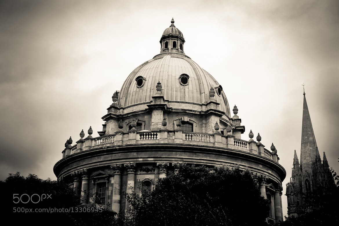Photograph Radcliffe Camera by Jessica Keating on 500px