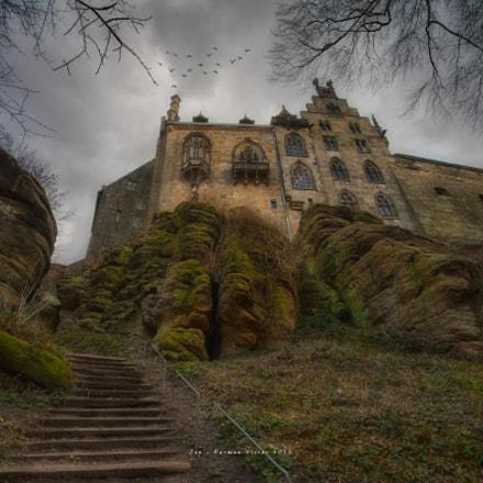 Castle Bad Bentheim...