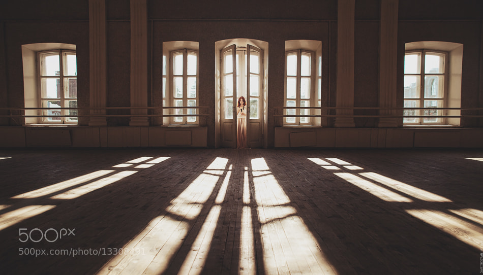 Photograph Margarita by Artur Saribekyan on 500px